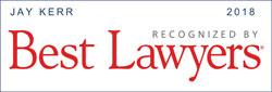Best Lawyers - Jay Kerr