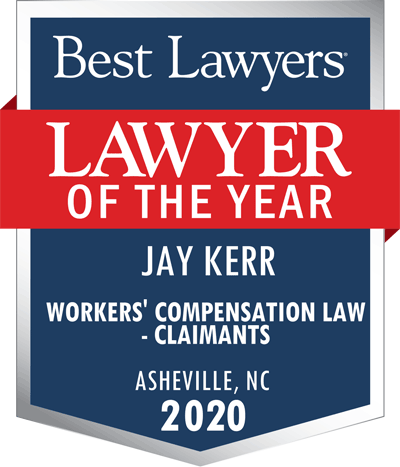 Jay Kerr - Lawyer of the Year
